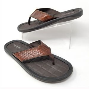 Kenneth Cole Shoes - Kenneth Cole New York Flip Flops